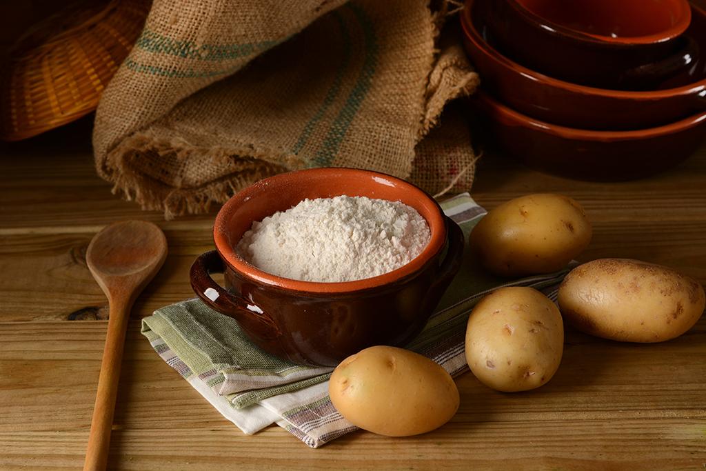 Resistant Potato Starch used in Clarity Prebiotic Blend